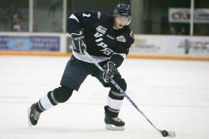 Chaussures à lame pour le hockey sur glace